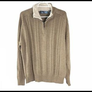 Oscar De La Renta sweater size L